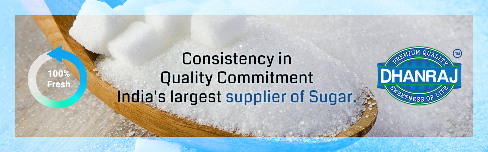 All type of Sugar Suppliers